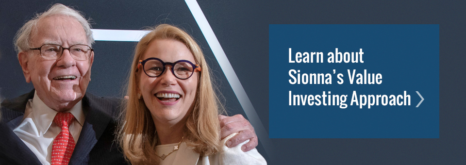 Learn about Sionna's Value Investing Approach